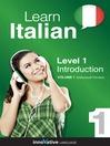Learn Italian - Level 1: Introduction to Italian