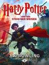 Harry Potter und der Stein der Weisen [electronic resource]
