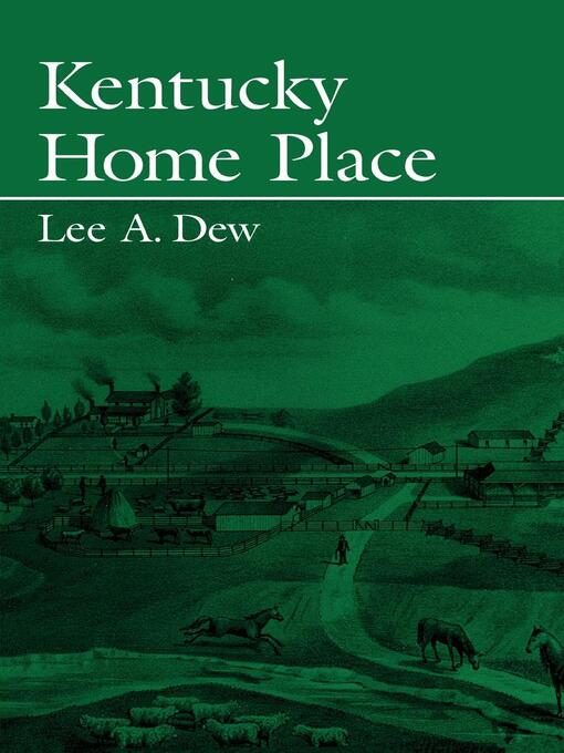 Cover image for Kentucky Home Place