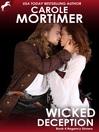 Wicked Deception (Regency Sinners 4)