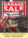 Garage Sale Riddle