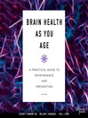 Cover image for Brain Health As You Age