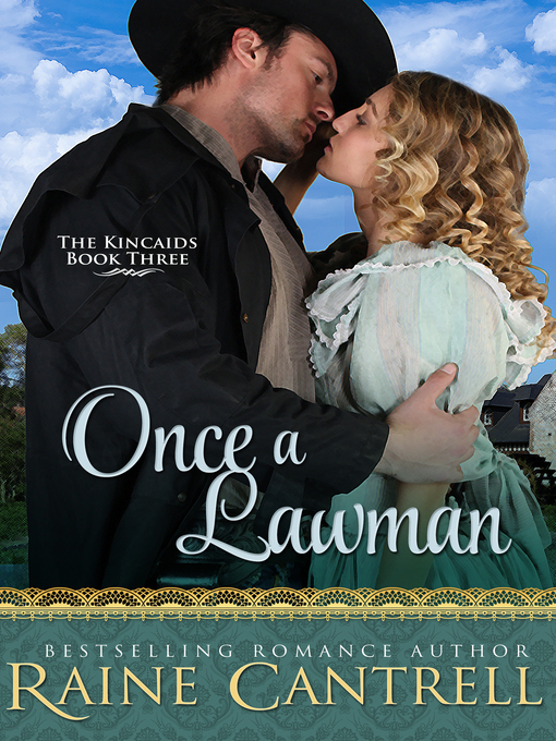 Once a Lawman--The Kincaids--Book Three