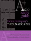 The sun also rises [Audio eBook]