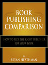 Book Publishing Comparison