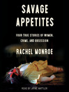 Cover image for Savage Appetites