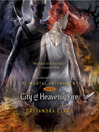 Cover image for City of Heavenly Fire