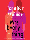 Mrs. Everything [EAUDIOBOOK]
