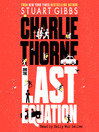 Charlie Thorne and the last equation [EAUDIO]