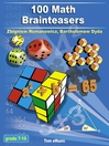 Cover image for 100 Math Brainteasers
