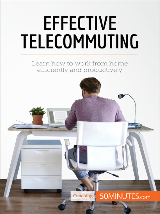 Cover image for Effective Telecommuting