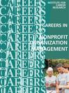 Careers in Nonprofit Management