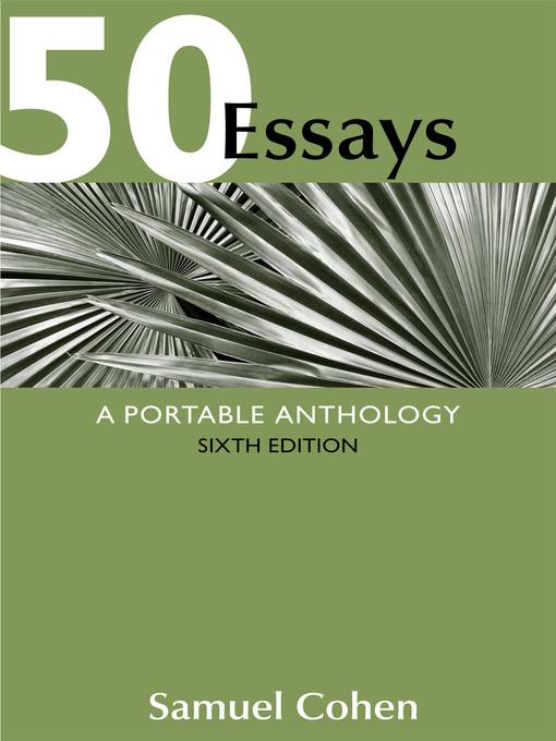 50 Essays [electronic resource]