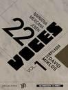 22 Voces Volume 1