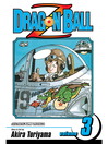 Dragon Ball Z, Volume 3 cover