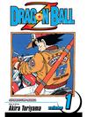Dragon Ball Z, Volume 1 cover