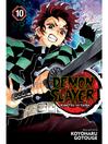 Demon Slayer: Kimetsu no Yaiba, Volume 10
