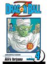 Dragon Ball Z, Volume 4 cover