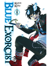 Blue Exorcist, Volume 1