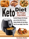 Keto Air Fryer Recipes Cookbook