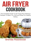 Cover image for Air Fryer Cookbook