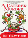Cover image for A Catered Murder