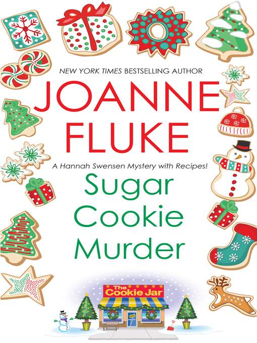 Cover image for Sugar Cookie Murder