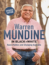 Warren Mundine in Black + White