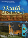 Death in the Abstract cover