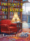 Prologue to Murder [electronic resource]