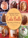 Cover image for Cake Balls