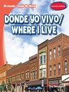 Donde yo vivo (Where I Live)