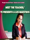 Meet the Teacher / Te presento a los maestros
