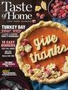 Taste of home [eMagazine]