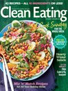 Clean Eating [electronic resource]