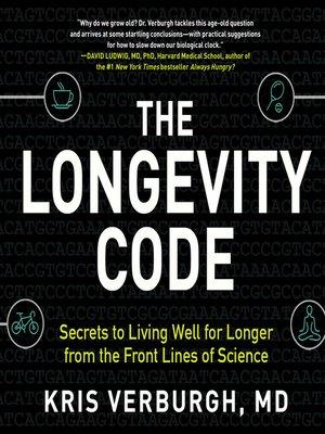 cover image of The Longevity Code