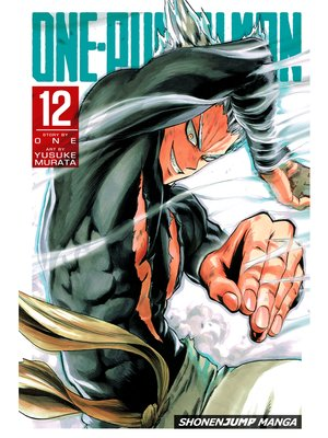 cover image of One-Punch Man, Volume 12
