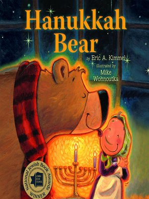 cover image of Hanukkah Bear