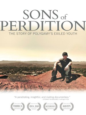 cover image of Sons of Perdition