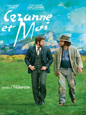 cover image of Cezanne Et Moi