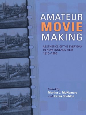 cover image of Amateur Movie Making, Enhanced eBook