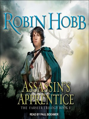 cover image of The Farseer--Assassin's Apprentice