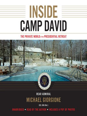 cover image of Inside Camp David