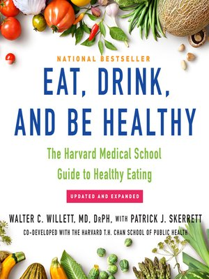 cover image of Eat, Drink, and Be Healthy