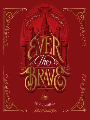 cover image of Ever the Brave