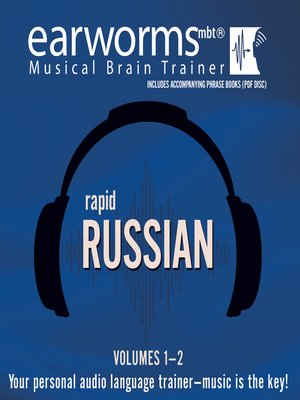cover image of Rapid Russian, Vols. 1 & 2