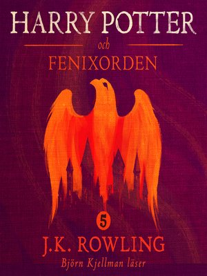 cover image of Harry Potter och Fenixorden