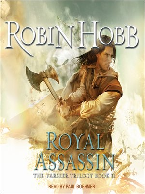 cover image of The Farseer--Royal Assassin