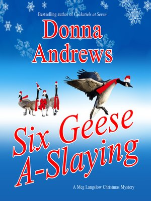 cover image of Six Geese A-Slaying