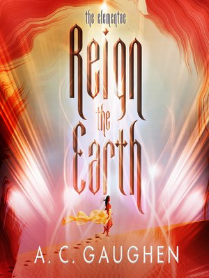 cover image of Reign the Earth
